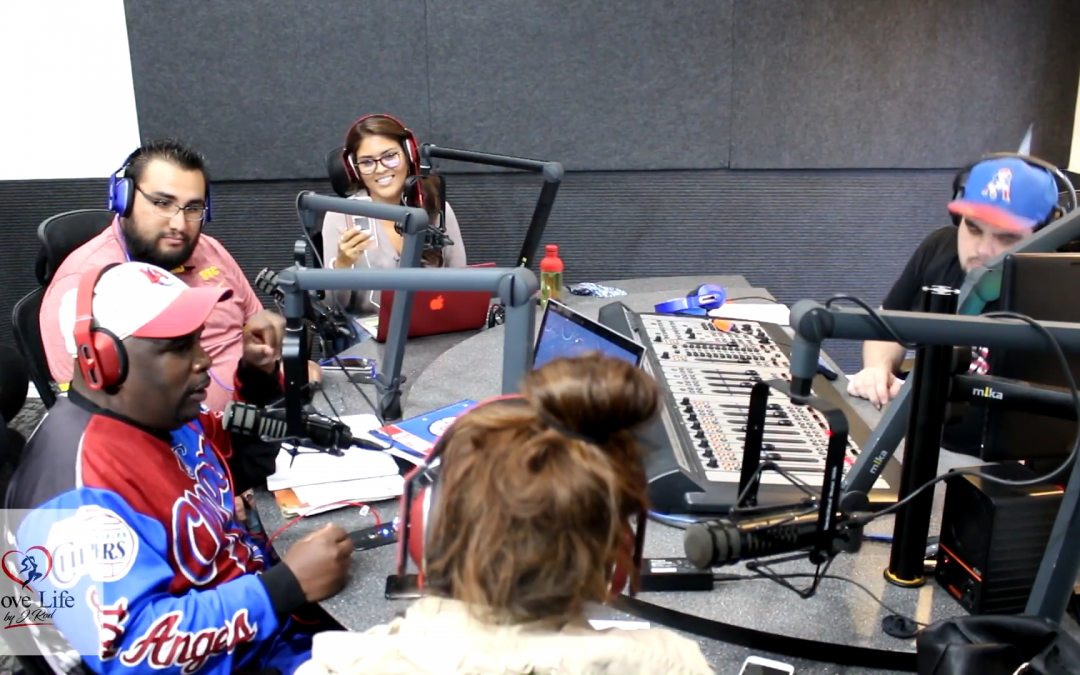 VIDEO: Janet Rodriquez on Clipper Darrell's Fan Truth Show ft. Al P.