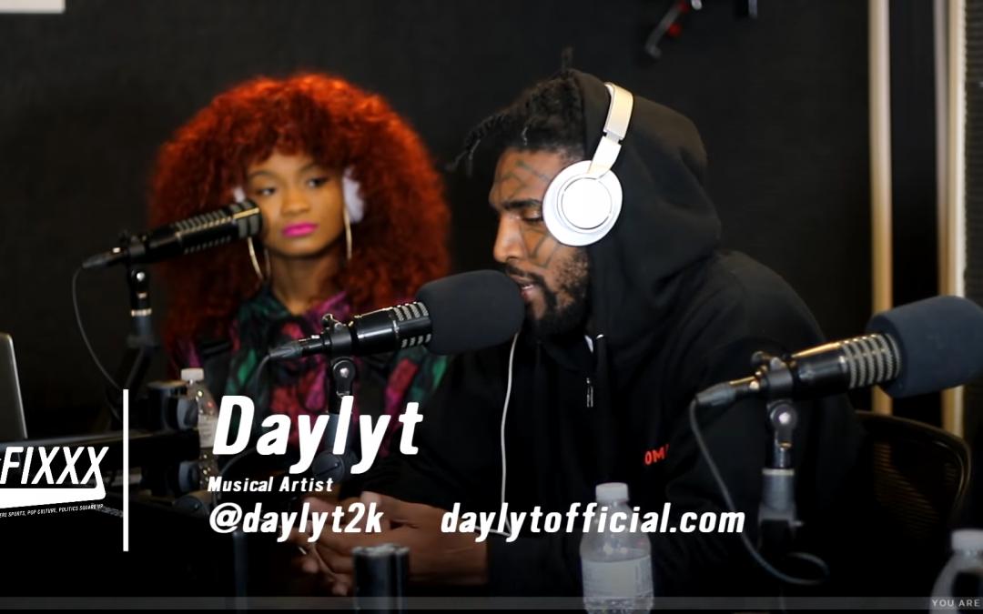 Battle Rapper Daylyt Trolls Tekashi 69 And Others on The Fixxx Audiocast