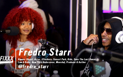 Fredro Starr Talks Onyx & Acting on Moesha, Ride & Sunset Park on The Fixxx Audiocast