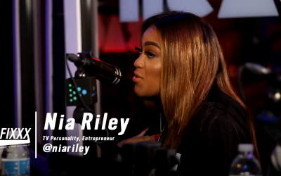 Nia Riley (Teddy Riley's daughter) on The Fixxx Audiocast