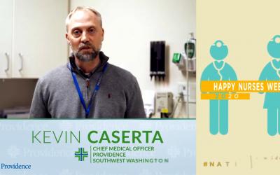 Happy Nurses Week from Providence 2020
