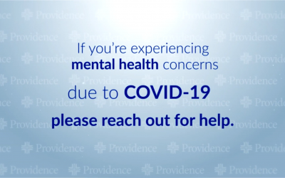 Providence – Get help for mental health challenges today.